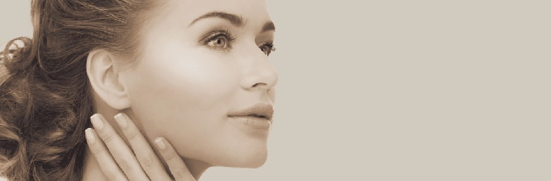Facial rejuvenation with fat transfer