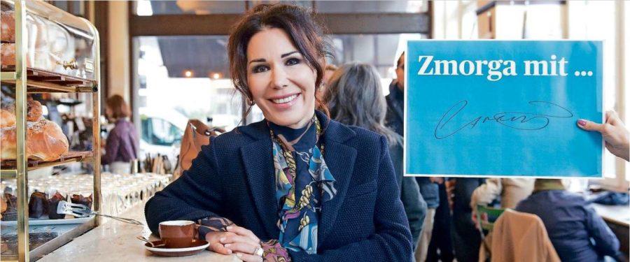 """""""Zmorgä"""" Interview in der Südostschweiz am Wochenende"""