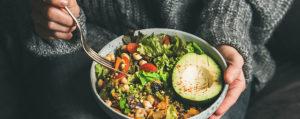 Gesunde Ernährung: wie überflüssige Kilos schwinden